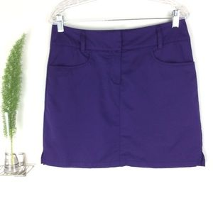 Adidas Clima Cool Active Pretty Purple Skirt (6)